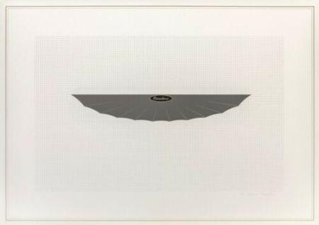 Litografia Piacentino - Vehicle sculpture. Wall sculpture (d)
