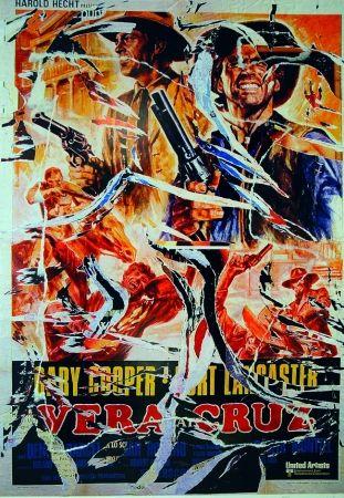 Serigrafia Rotella - Vera Cruz