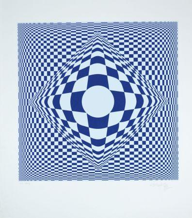 Multiplo Vasarely - Vertigo