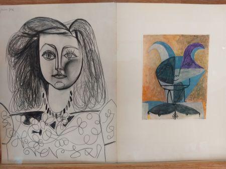 Libro Illustrato Picasso - Verve 19 20
