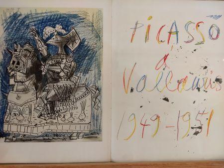 Libro Illustrato Picasso - Verve 25 26