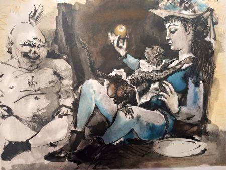 Libro Illustrato Picasso - Verve 29 30