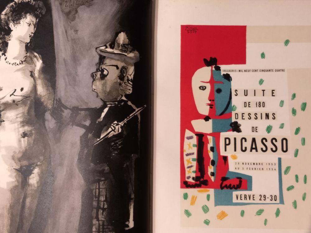 Libro Illustrato Picasso - Verve no 29/30