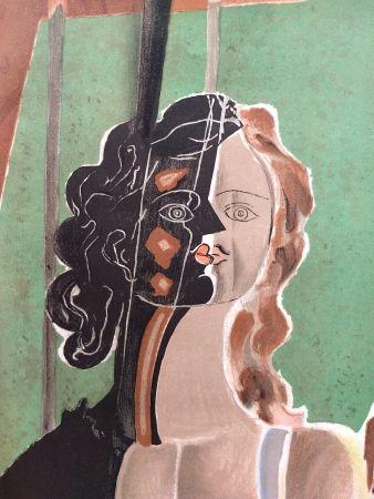 Libro Illustrato Braque - Verve no 5 6