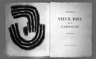 Libro Illustrato Ubac - Vieux pays