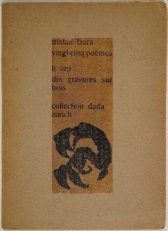 Libro Illustrato Arp - Vingt-cinq poèmes