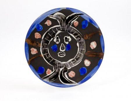 Ceramica Picasso - Visage no. 30
