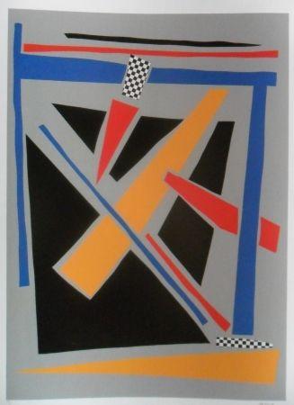 Serigrafia Jacobsen - Visions Sculpturales I