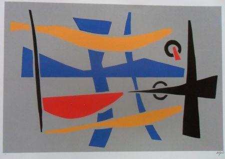 Serigrafia Jacobsen - Visions Sculpturales II
