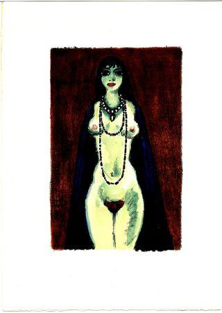 Libro Illustrato Van Dongen - Voltaire : LA PRINCESSE DE BABYLONE. 48 lithographies en couleurs (1948)