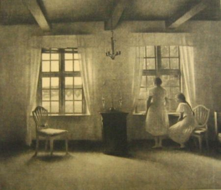 Maniera Nera Ilsted - Waiting for the guests
