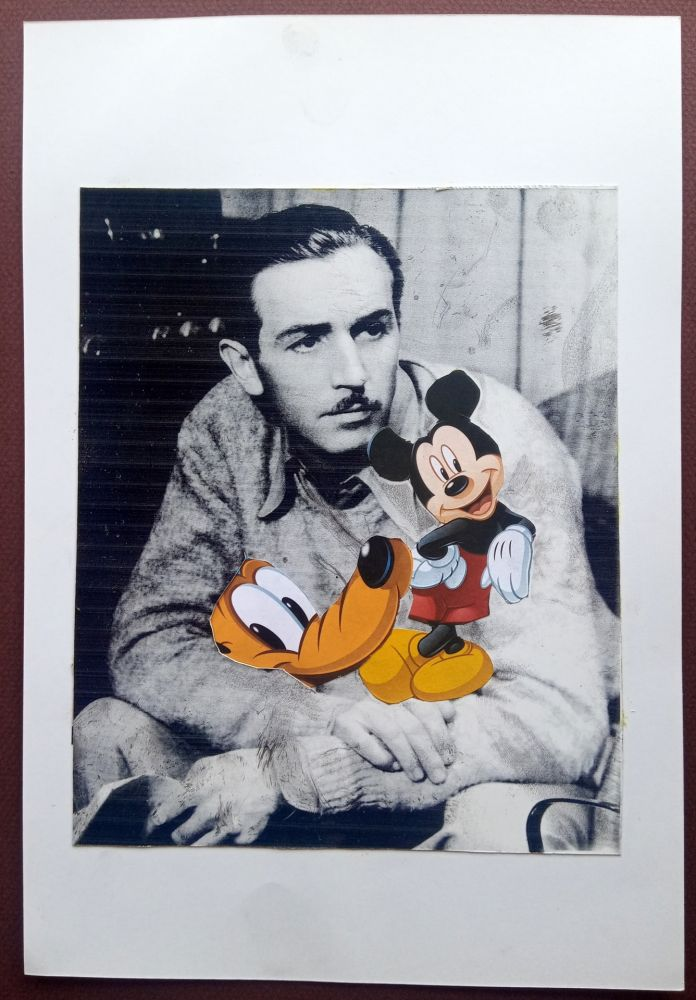 Non Tecnico Metras - Walt Disney 1933