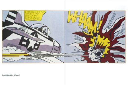 Litografia Lichtenstein - Whaam