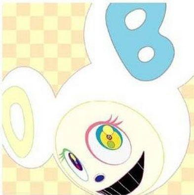 Multiplo Murakami - White Reverse Dob