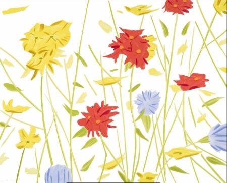 Serigrafia Katz - Wildflowers