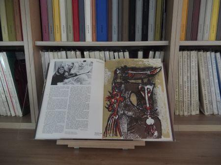 Libro Illustrato Lam - Xxe lazzaro Hommage Lam