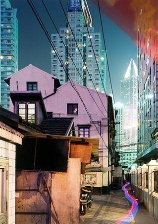 Serigrafia Zielske - Yan 'an Donglu, Shanghai