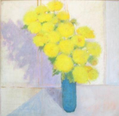 Non Tecnico Portway - Yellow Flowers