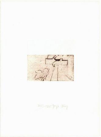 Punta Secca Beuys - Zirkulationszeit: Kreuz für Saturn