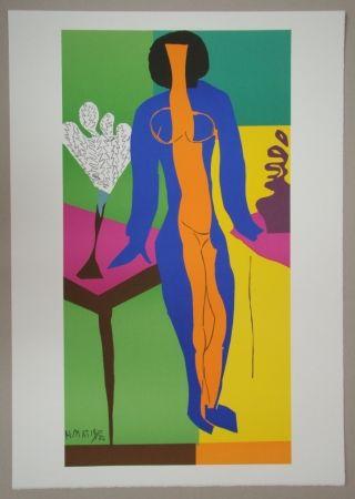 Litografia Matisse - Zulma, 1950